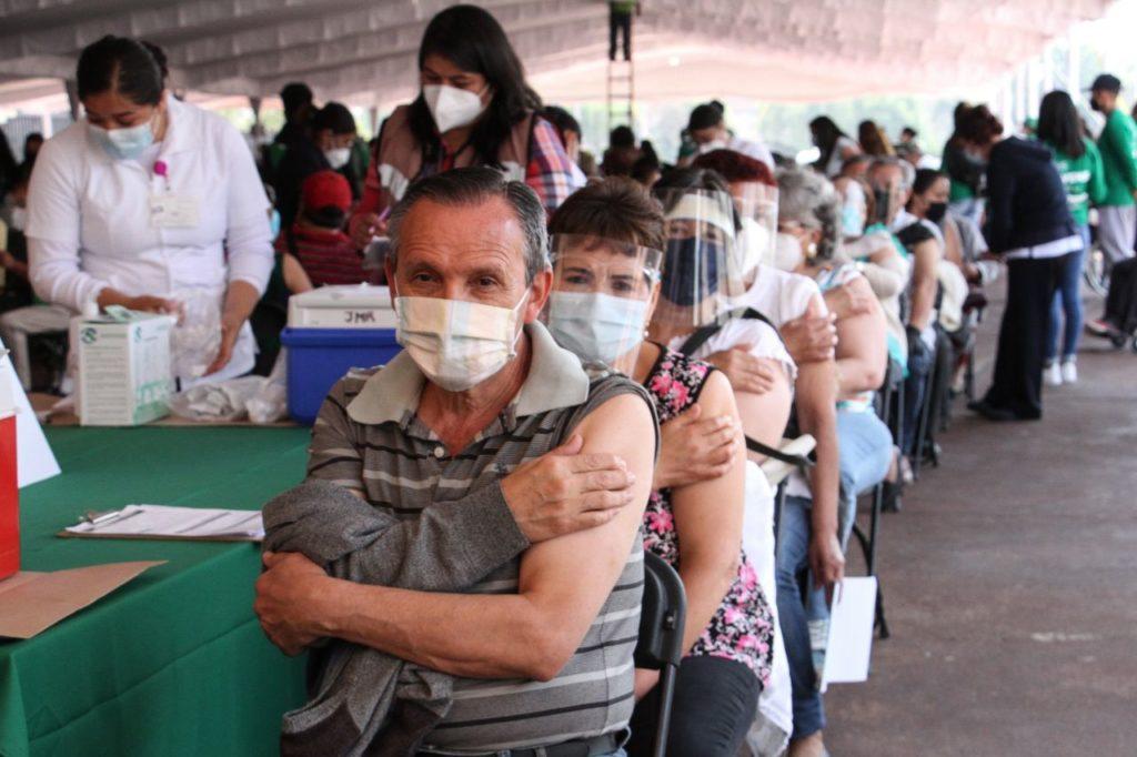 Inicia lunes aplicación de segundas dosis de vacunas anti-COVID en Tlalpan e Iztapalapa