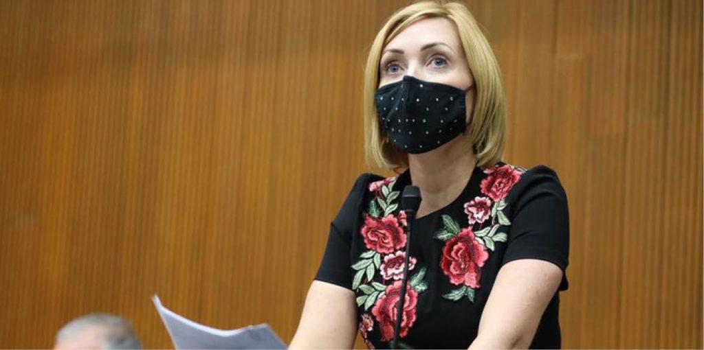 Claudia Tapia pide que se esclarezca el sacrificio de animales en La Pastora.