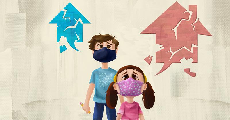 niños, niñas y adolescentes reportaron mayores impactos económicos en 2020 como consecuencia de la pandemia