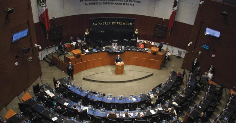 Senadores aprobaron en lo general y particular reformas a la Ley Federal de Consulta Popular