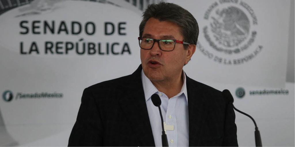 """Hola de nuevo, Ricardo Monreal, primeramente, bien por """"congelar"""" la iniciativa de la Ley Cinematográfica"""