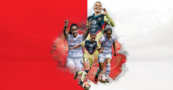 Desde que la Liga MX Femenil fue creada, América ha mantenido completo sometimiento a Cruz Azul