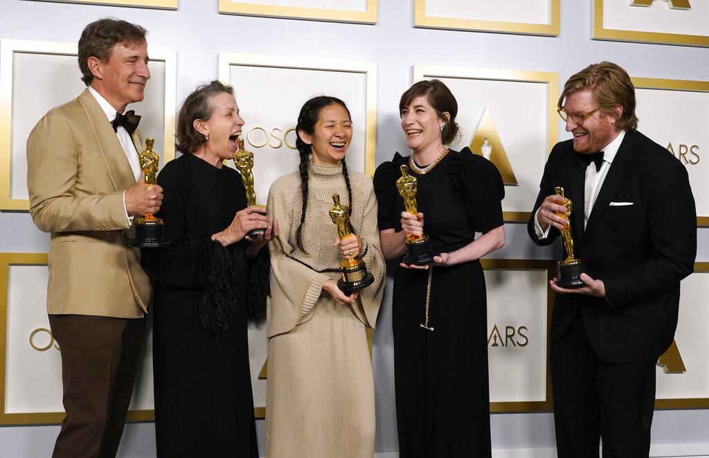 Así quedó la lista de ganadoras y ganadores de los premios Oscar