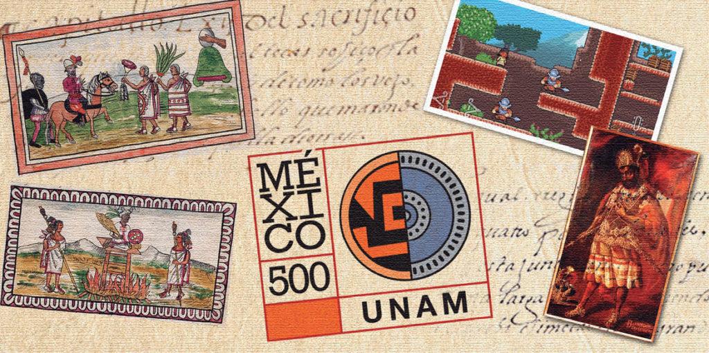 La UNAM invita a la reflexión y al análisis a partir de la conmemoración de los 500 años de la caída de Tenochtitlán