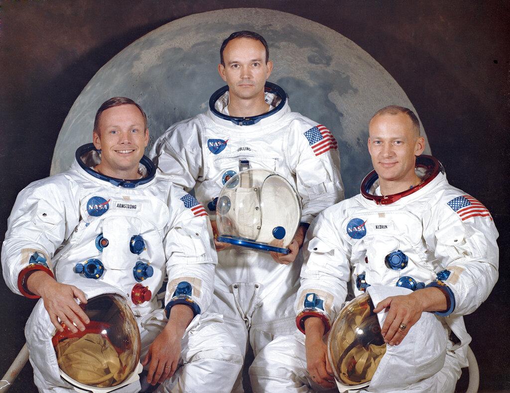 Fallece Michael Collins, astronauta de la mítica misión Apolo XI a la Luna