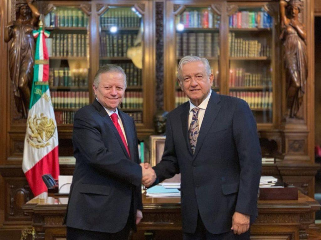 Consultará Morena a Arturo Zaldívar sobre ampliación de su mandato al frente de SCJN