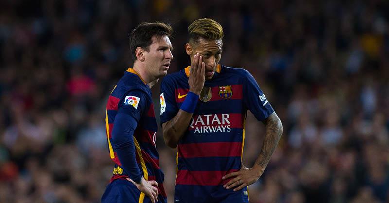 Neymar dejó abierta la posibilidad de sumarse al rescate del conjunto catalán
