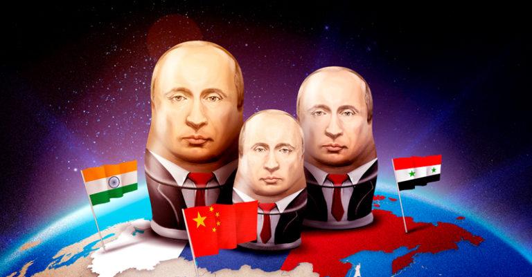 Vladimir Putin, sigue teniendo el camino libre para seguir representando a su país