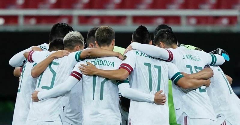 La Selección Mexicana que participará en Tokio 2020 fue emparejada con el equipo de casa