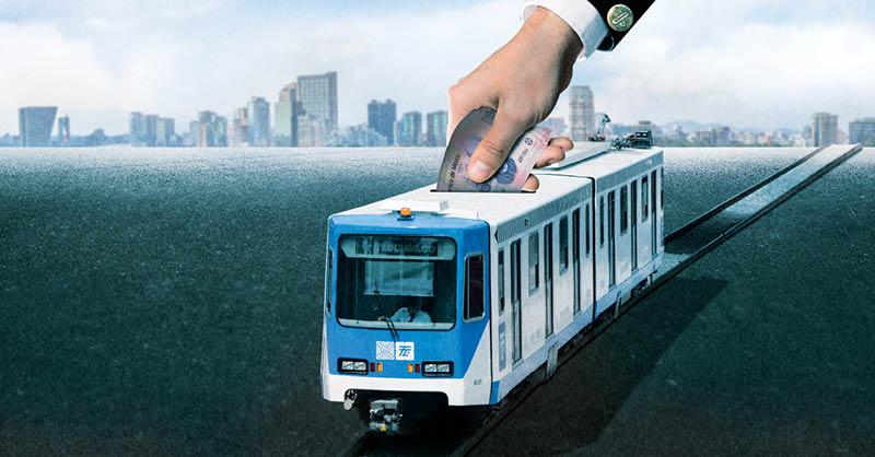 El Tren Ligero de la Ciudad de México ha revivido en la actual administración
