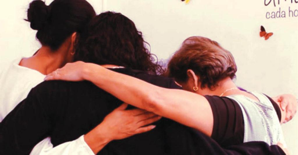 La violencia doméstica es una realidad cotidiana para miles de mujeres mexicanas