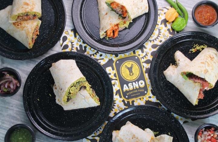 Asno Burritos, originalidad en cada mordisco