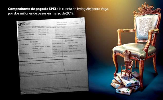 La CFE acusa al SMAPACde realizar pagos indebidos y de reclamar dinero que nunca le fue otorgado a la empresa productiva del Estado en Campeche.