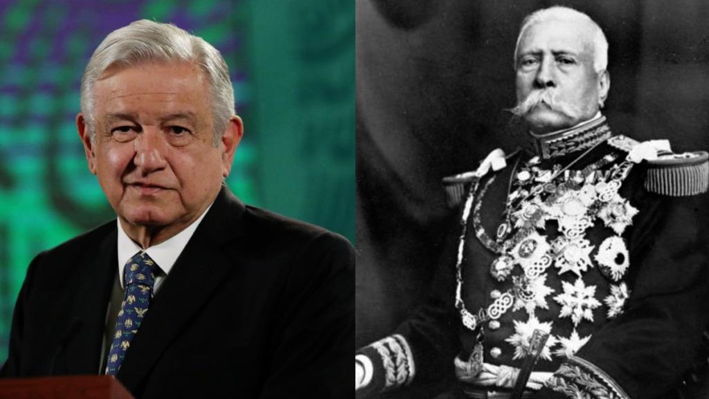 'La diferencia en este momento entre Porfirio Díaz y AMLO es el bigote', dice Sauri Rianch