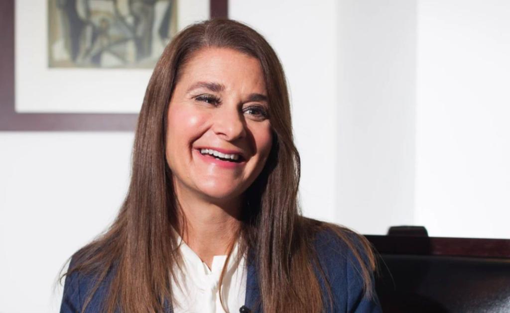 Por repartición de bienes, Melinda Gates recibe acciones millonarias de firmas mexicanas