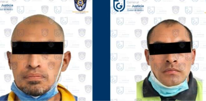 CDMX: detienen a presunto violador y a su hermano por tocar a una agente durante arresto