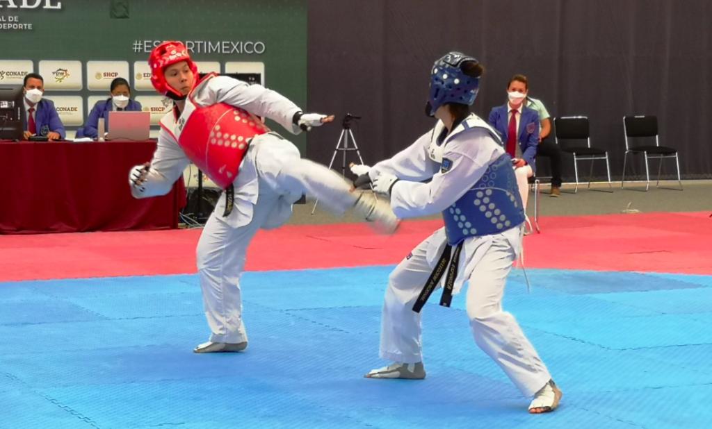 Briseida Acosta va a Tokio 2020 tras vencer a la campeona olímpica María Espinoza