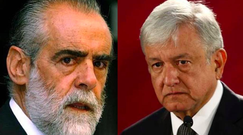 """""""Difamador cobarde"""": Jefe Diego amenaza a AMLO con denunciarlo si no prueba sus acusaciones"""