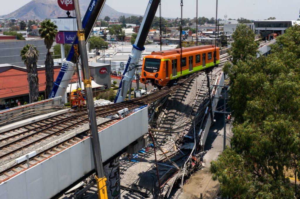 Juez desecha demanda colectiva de indemnización a víctimas del colapso de Línea 12