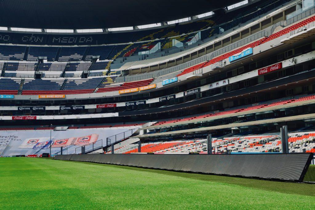 El Estadio Azteca abre sus puertas a la afición; confirman reapertura con 25 por ciento de aforo