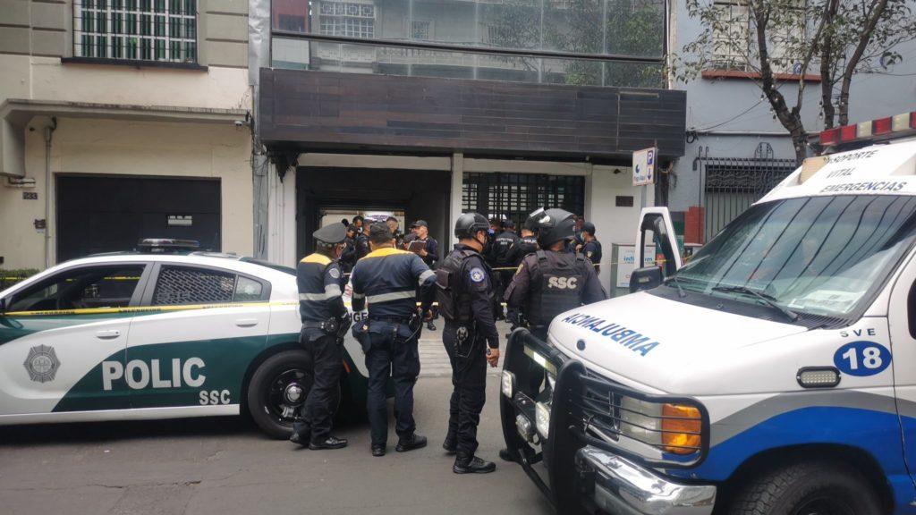 Registran balacera en colonia Juárez por posible robo; reportan a una persona herida