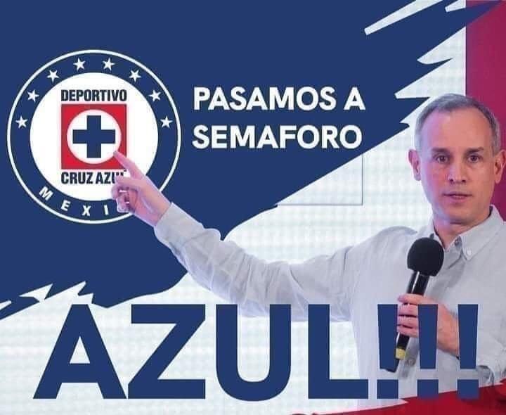 Los mejores memes del histórico triunfo de Cruz Azul… ¿Se aproxima el apocalipsis?