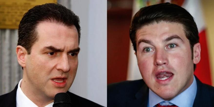 Adrián de la Garza y Samuel García se declaran ganadores de elección en Nuevo León