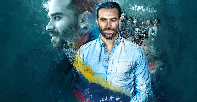 Alejandro Nones comparte detalles sobre su participación en la serie ¿Quién mató a Sara?