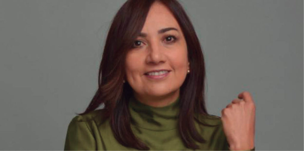 Ivonne Bustos abandonó su campaña para reincorporarse como diputada.