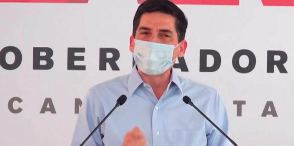 Felipe de Jesús Cantú, candidato sustituto, no es ningún improvisado en la política.