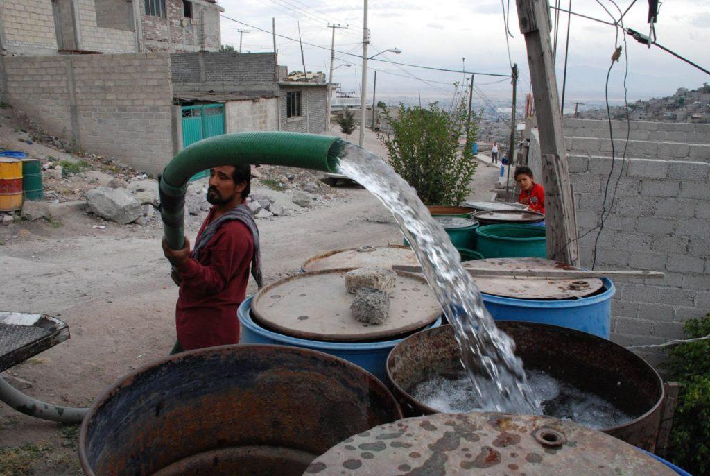 Anuncia Conagua corte de hasta 40% de suministro de agua en junio para CDMX y Edomex