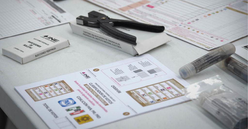 El proceso de las elecciones arrancó oficialmente el pasado 7 de septiembre y el 23 de diciembre de 2020 iniciaron las precampañas