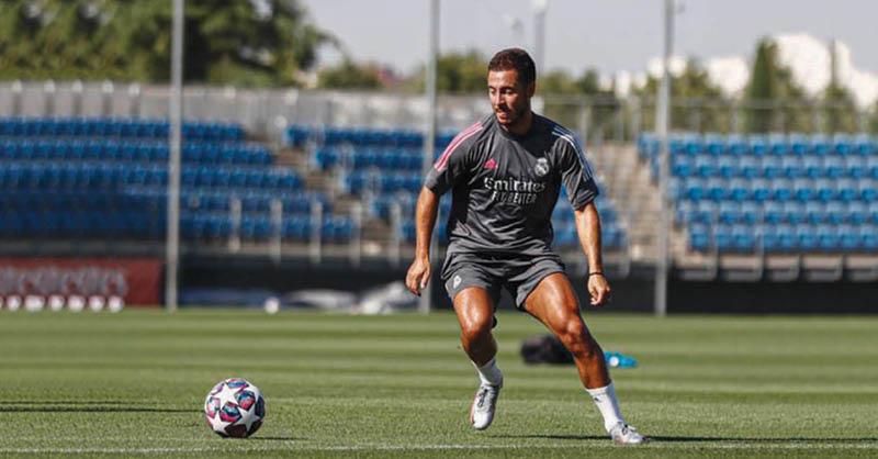 El amor que Eden Hazard le juró al Real Madrid ha durado muy poco