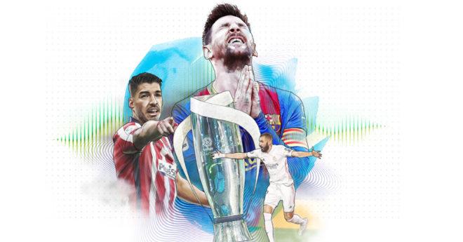 Los grandes La Liga de España se disputarán el título de la temporada 2020 – 2021