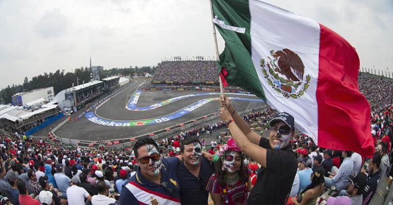 La jefa de Gobierno apuesta a que todos los adultos del país estén vacunados en octubre, y así tener vía libre para celebrar el Gran Premio de México