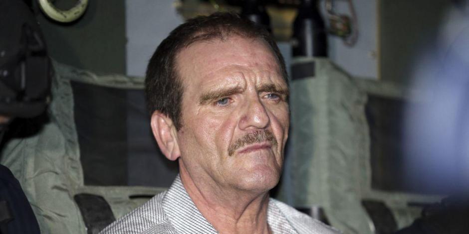 """El """"Güero Palma"""", fue absuelto por las autoridades federales en el estado de Jalisco del delito de delincuencia organizada"""