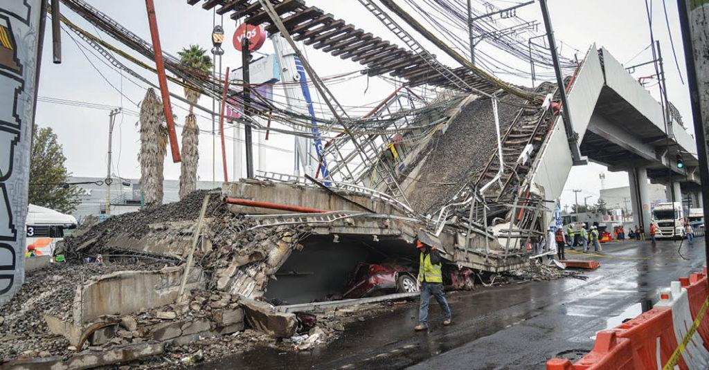Expertas en movilidad e ingeniería civil urgen a transparentar los procesos de revisión e investigación en torno al colapso en la Línea 12