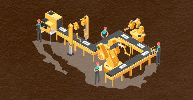 El sector de la manufactura ha demostrado un desempeño favorable en los últimos meses