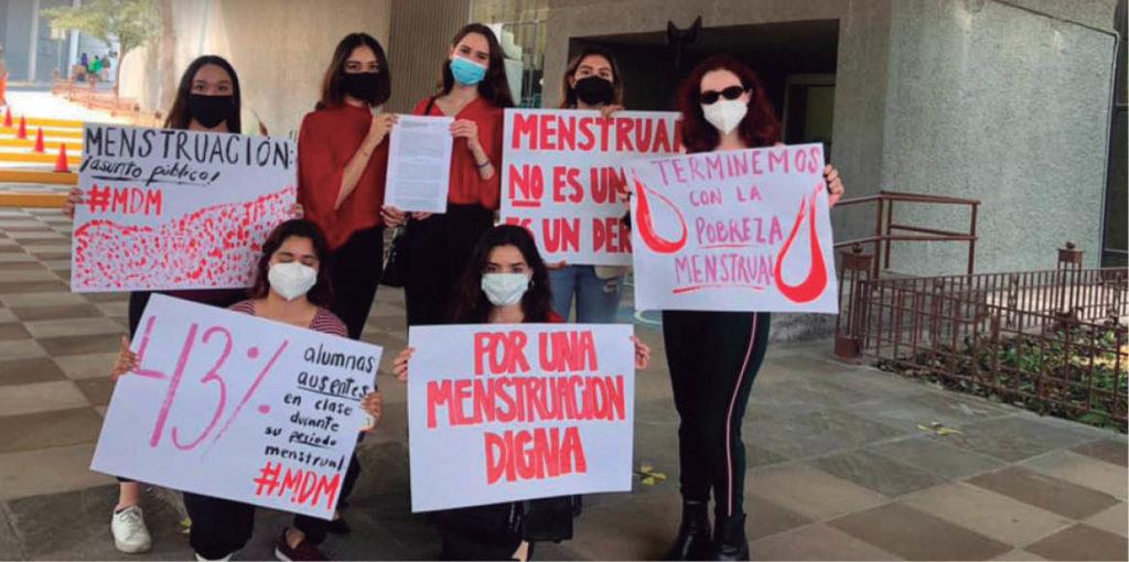 A nivel nacional, el Pleno de la Cámara de Diputados aprobó el dictamen de la Ley de Menstruación Digna y fue turnado al Senado