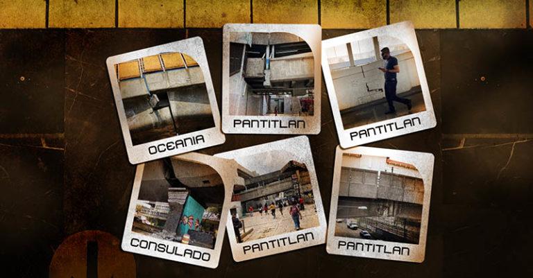 Usuarios y trabajadores del Metro temen que pase lo mismo de la estación Olivos en Pantitlán de la Línea 9
