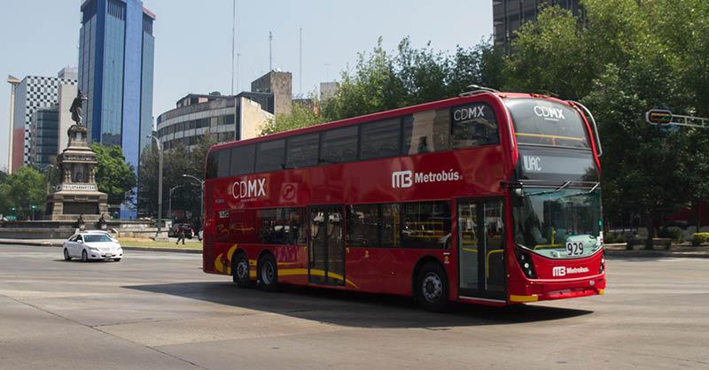 De 2017 a 2021, el Metrobús aumentó su extensión de 125 kilómetros a 170.5 kilómetros
