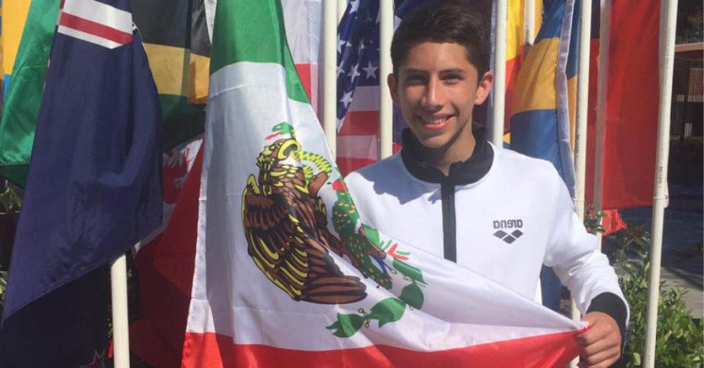 México sumó su cuota olímpica número 11 en la disciplina de clavados