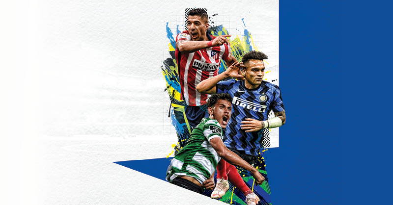 Inter de Milán, Atlético de Madrid y Sporting de Lisboa encabezaron una revolución en sus respectivas ligas