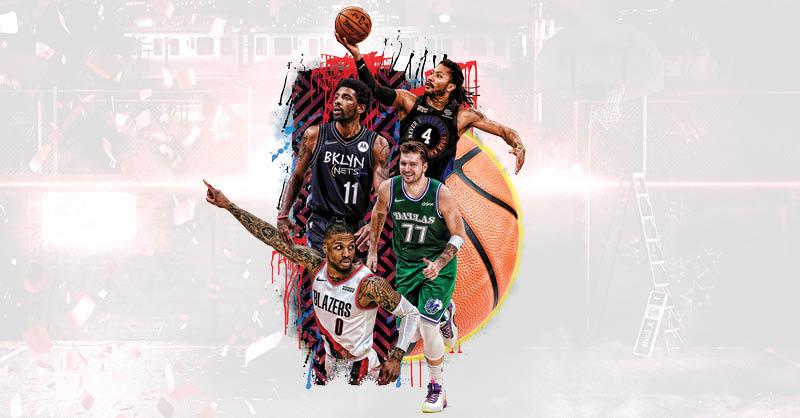 Los fantasmas han llegado a las duelas de la NBA con anticipación para diferentes equipos que clasificaron a Playoffs