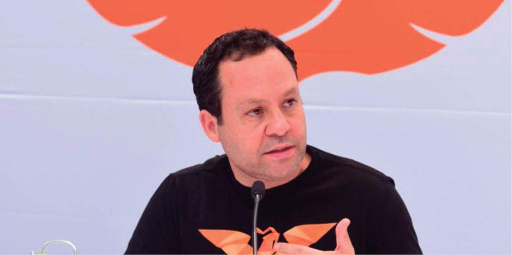 Clemente Castañeda podría acudir a Nuevo León el día de la elección.