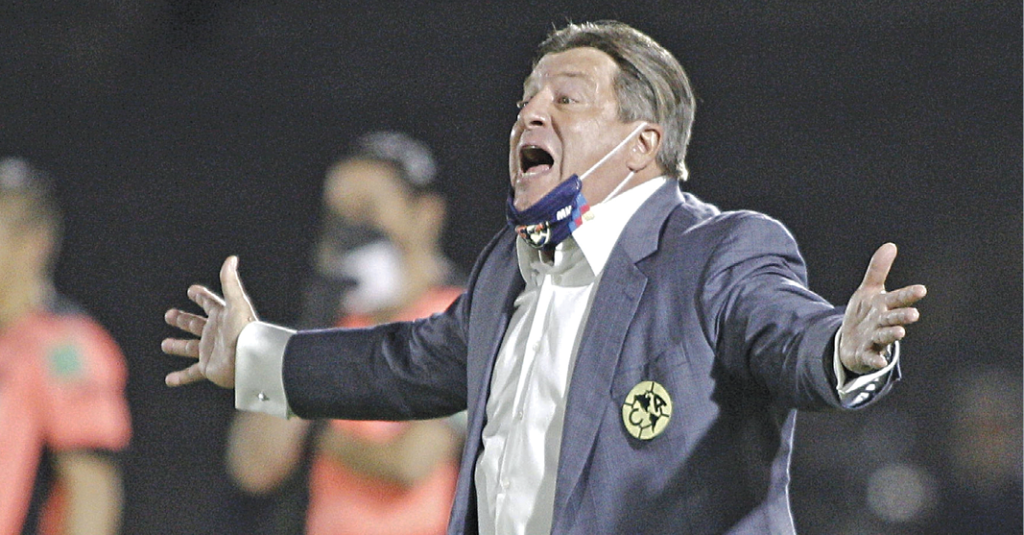 Miguel Herrera es un caso sui generis entre los directores técnicos del futbol mexicano