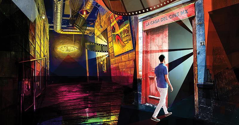 Las salas de exhibición Cinemanía y La casa del cine abren de nuevo sus puertas al público