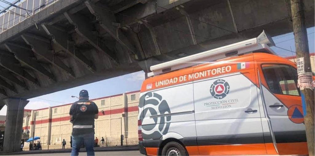 Jaime Rodríguez ordenó un operativo para revisar el Metro.