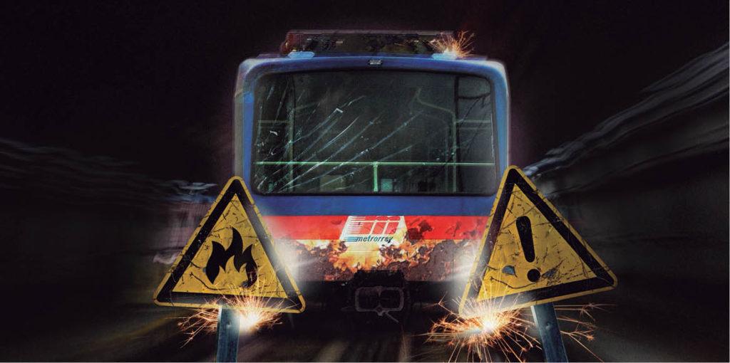 Tras el incidente en el Metro de la Ciudad de México, el gobernador Jaime Rodríguez y la diputada Claudia Tapia han pedido revisiones a Metrorrey