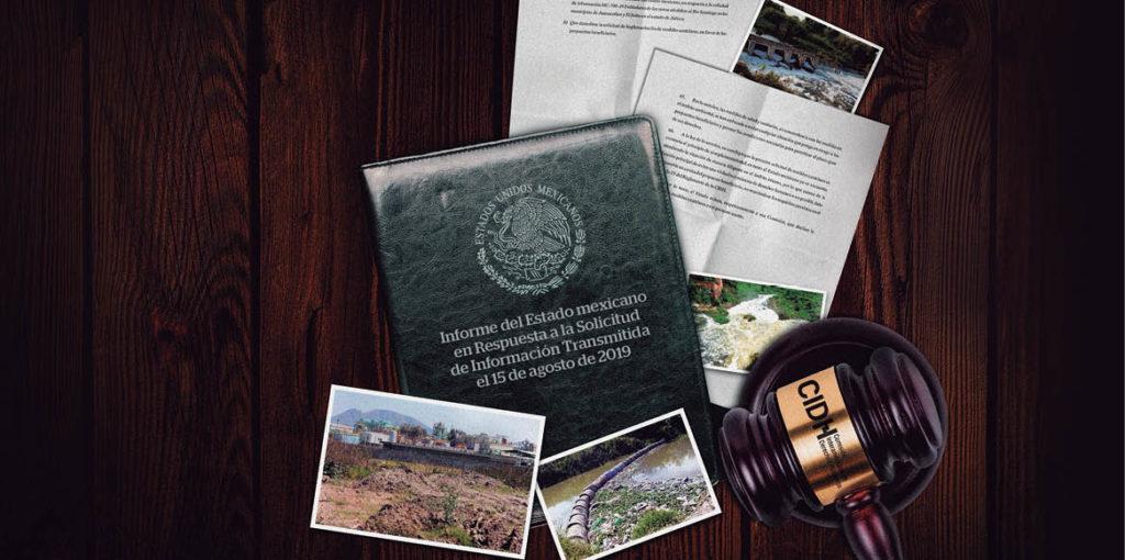 El Estado mexicano buscó convencer a la CIDH de que no emitiera ninguna medida cautelar a favor de las personas que viven cerca del Río Santiago